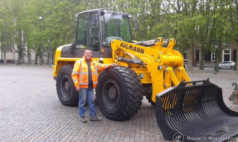 Nieuwe Ahlmann AZ150E