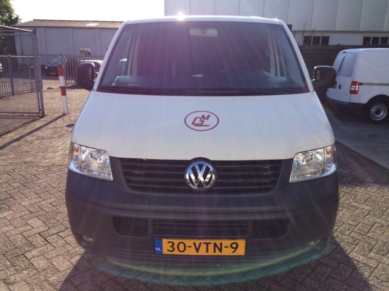 Nieuwe VW Transporter