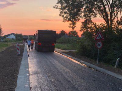 asfalteren zandweg waardenburg b.v.